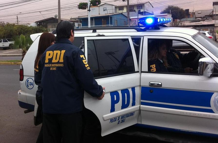 Photo of PDI detiene a hombre que robó equipo comunicacional