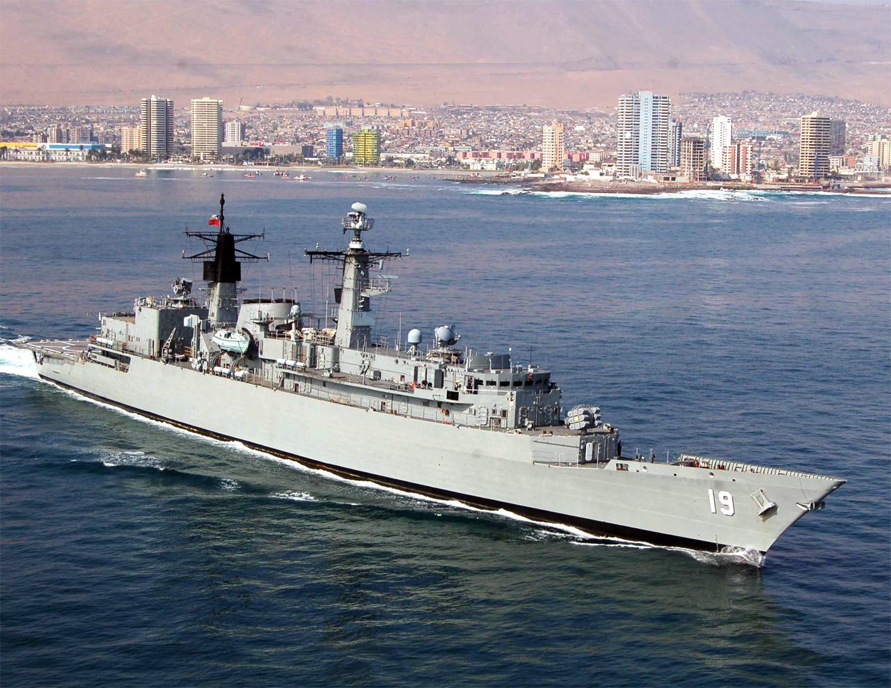 Photo of ¡OJO! Desde las 10 AM se puede visitar buques de la Armada
