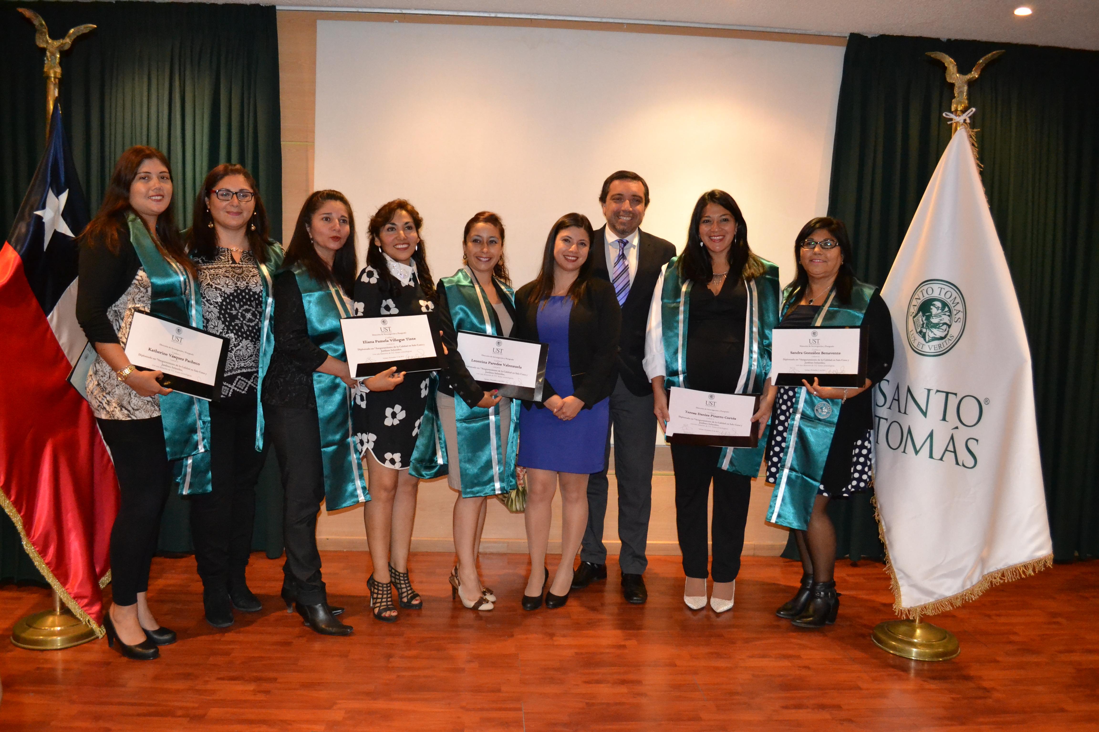 Photo of Educadoras de JUNJI culminan diplomado en aseguramiento de la calidad