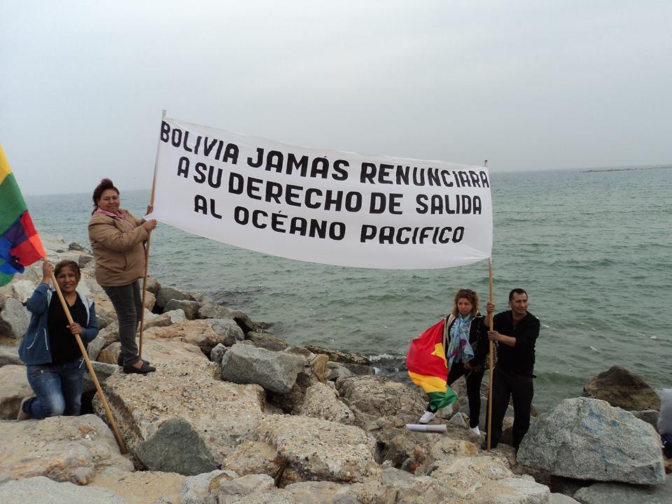 Photo of Ocho ciudadanos chilenos demandan al Estado en favor de reivindicación marítima de Bolivia