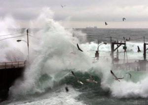 Photo of Esperan olas de hasta tres metros para Iquique