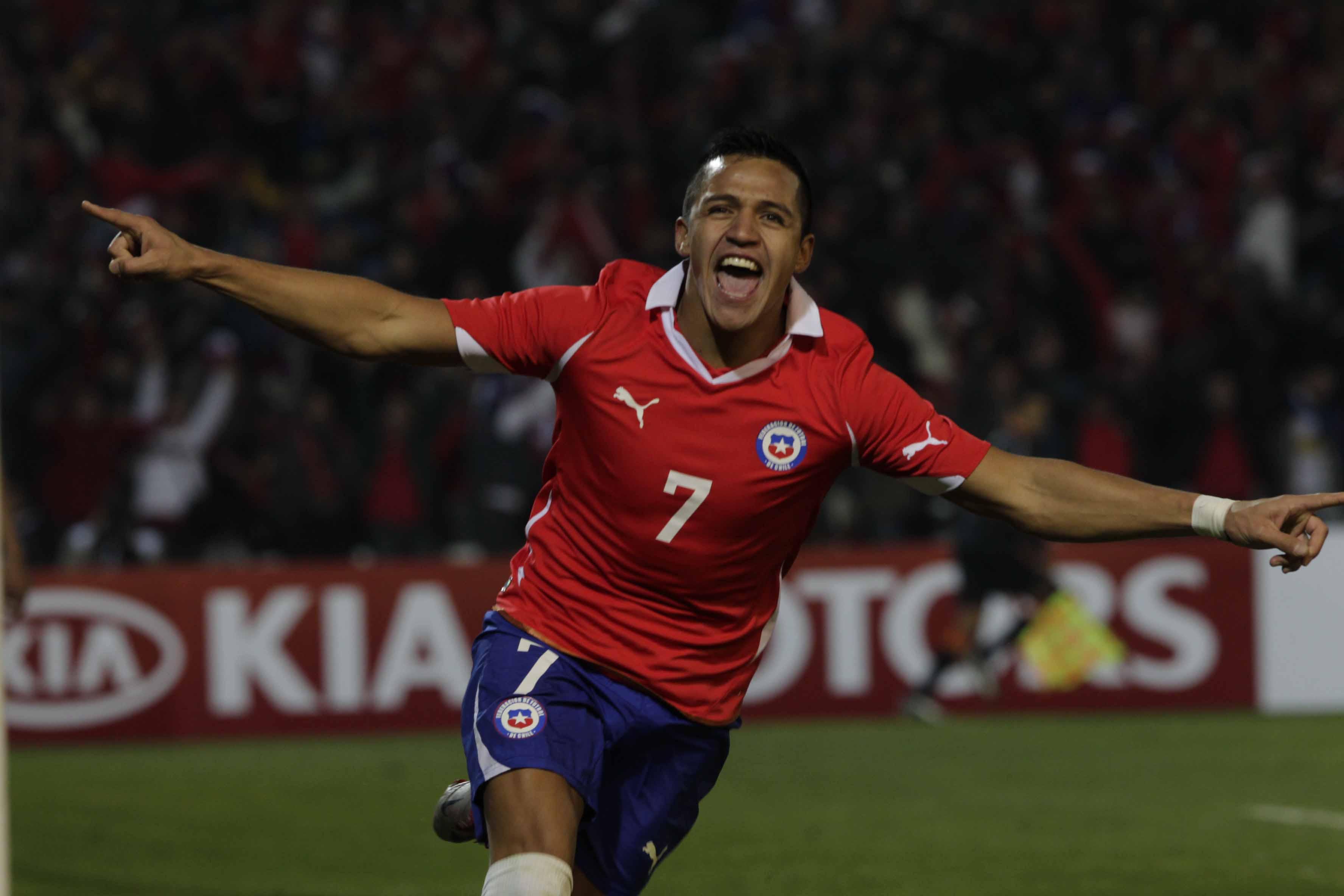 Photo of (VIDEO) Revive los goles de la victoria de Chile ante Uruguay