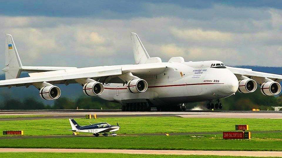 Photo of Para el martes se cambia la llegada del avión más grande del mundo