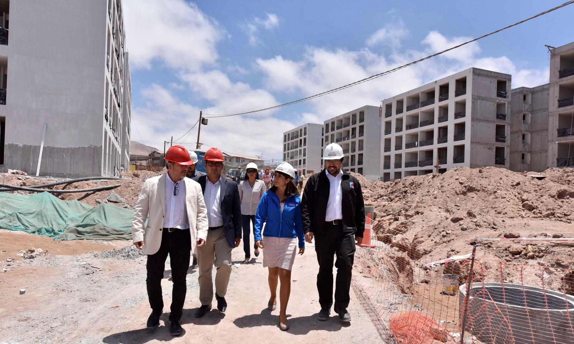 Photo of Minvu presenta departamento piloto de proyecto de Reactivación Económica Huantajaya
