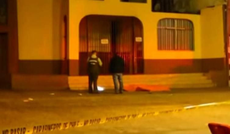 """Photo of Asesinan a peruano de un """"piedrazo"""" en la cabeza"""
