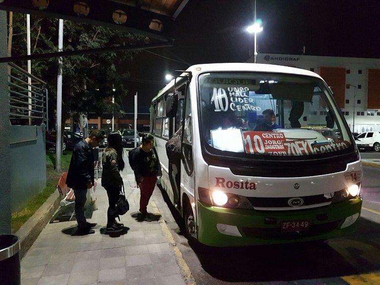 Photo of ¡OJO! Taxibuses mantendrán sus tarifas y frecuencia durante fiestas de fin de año