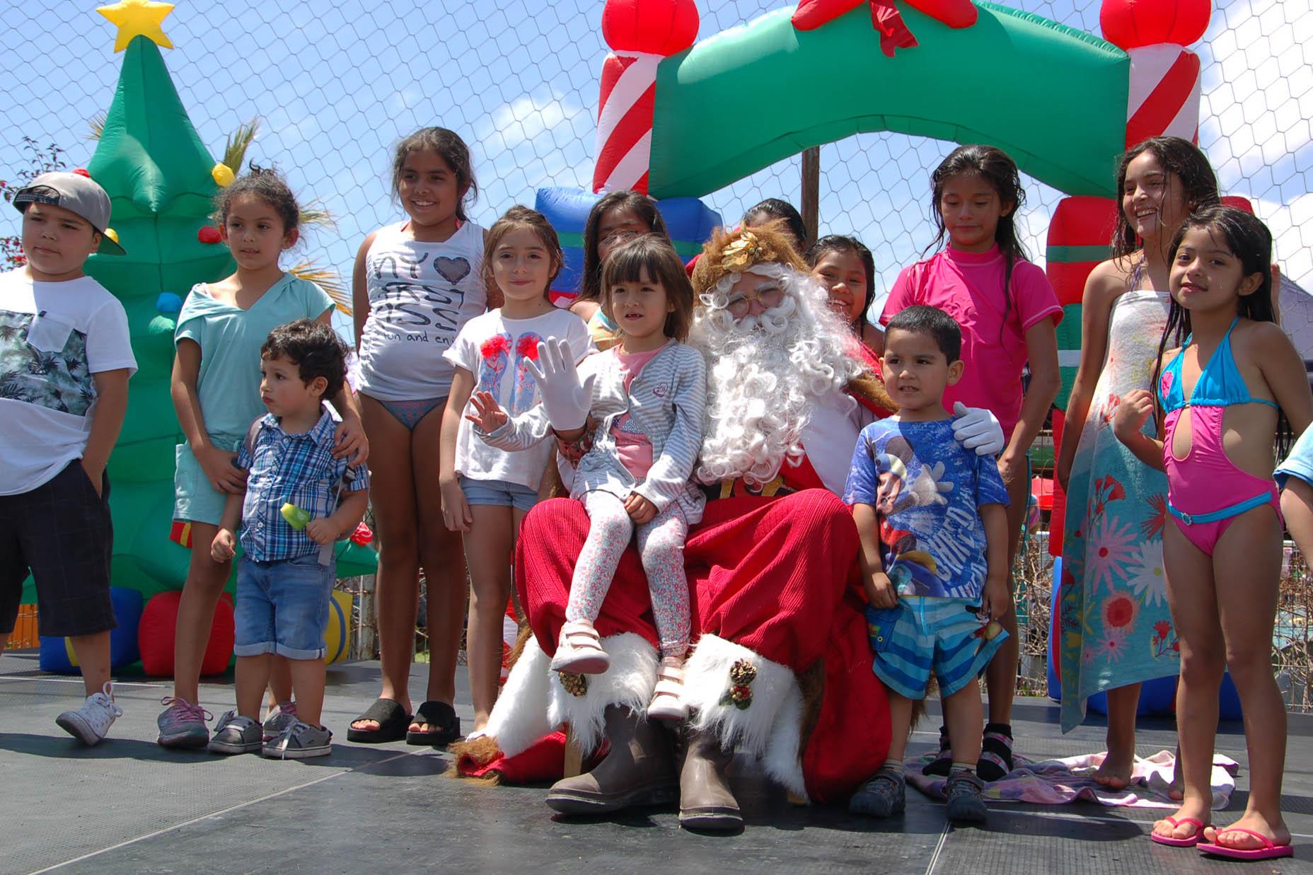 Photo of Trabajadores de ITI celebranNavidad junto a sus familias