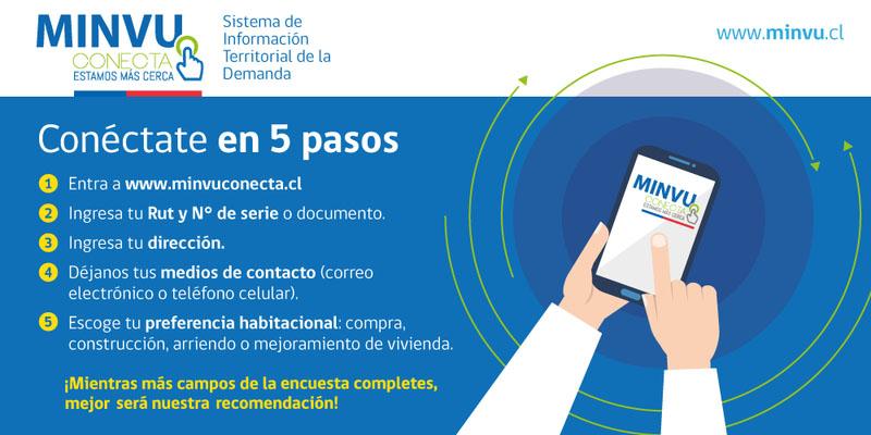 "Photo of Plataforma digital te ayuda a conseguir tu casa propia ""Minvu Conecta"""