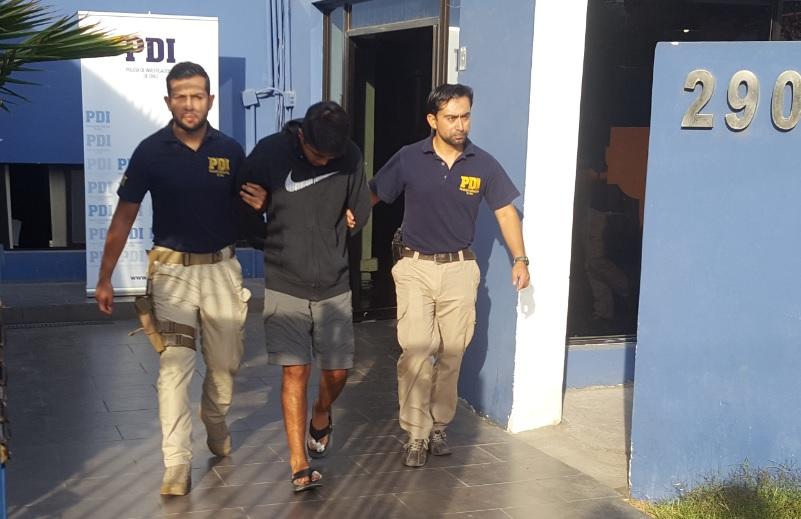 Photo of PDI detiene a líder de banda que robaba a turistas