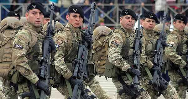 Photo of Fuerzas Armadas pagaron 3,8 billones de pesos en jubilaciones en 4 años
