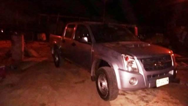 Photo of Seguridad Ciudadana y Carabineros de Alto Hospicio recuperan camioneta fiscal robada a Sercotec