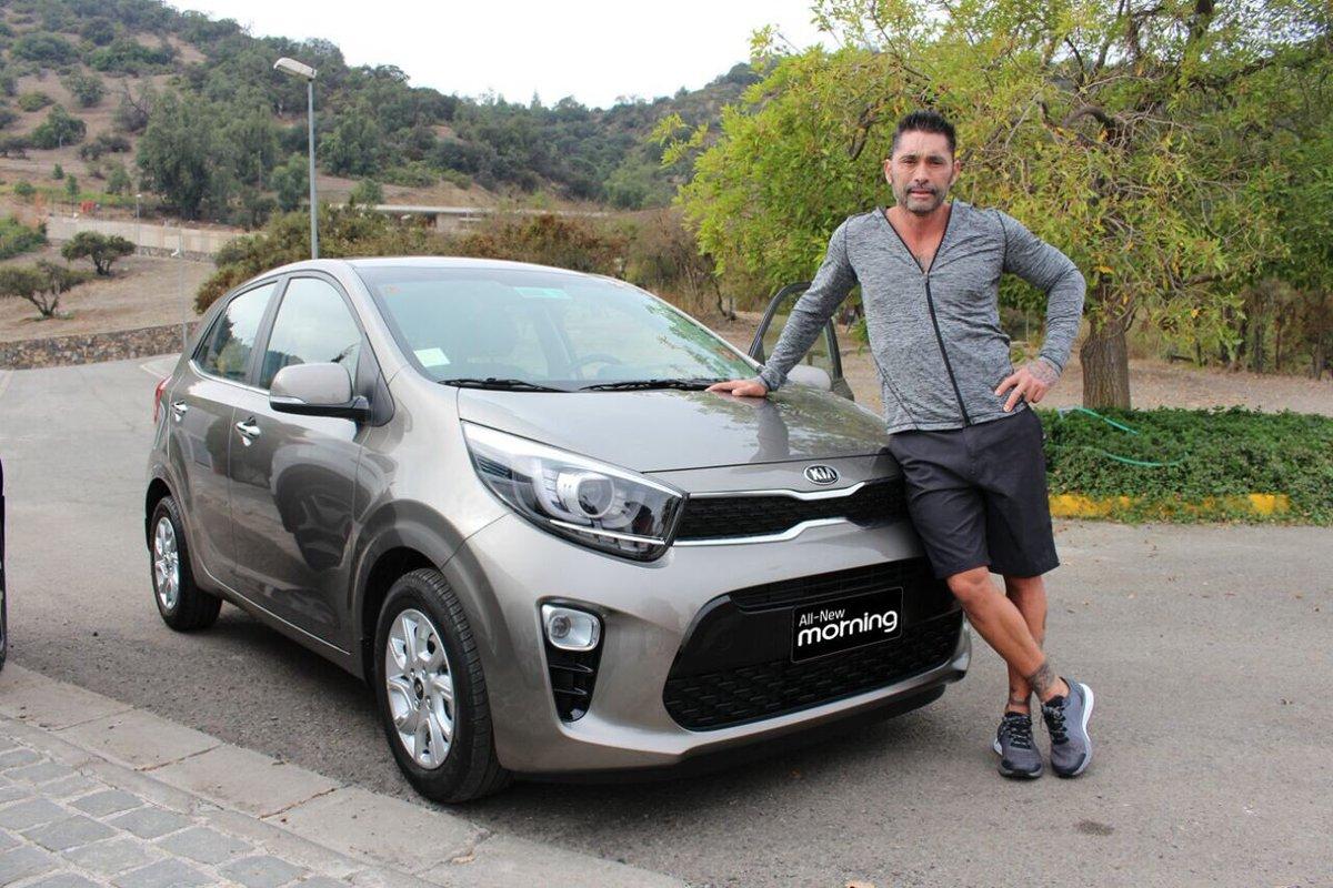 Photo of Retuitea esta foto del Chino Ríos y gánate el auto cero kilómetros