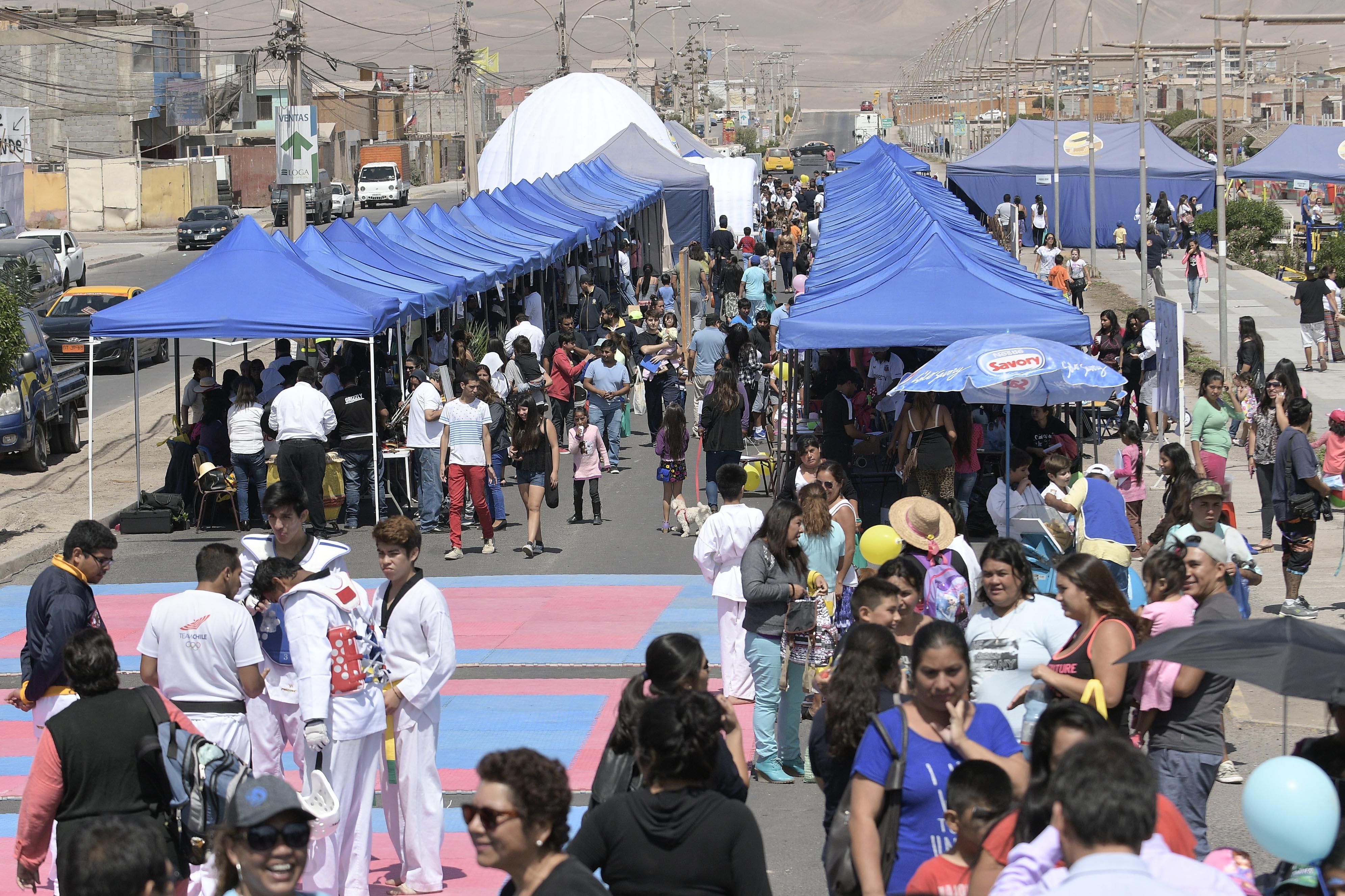 Photo of Más de 3 mil personas participaron en operativo médico y social en Alto Hospicio