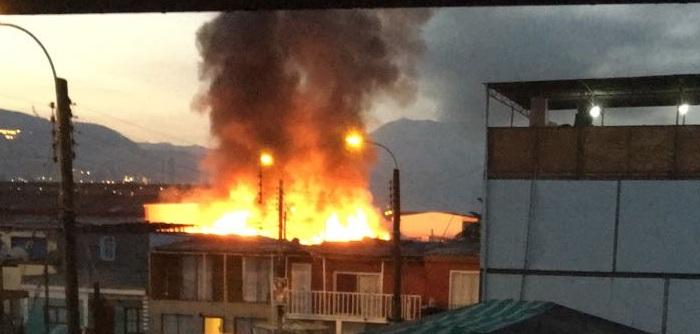 Photo of Realizan campaña para ir en ayuda de damnificados del incendio