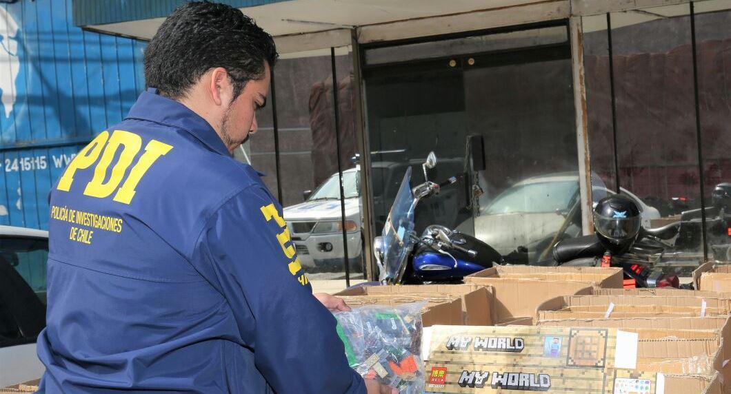 Photo of Incautan más de 5 mil juguetes falsificados desde Zofri