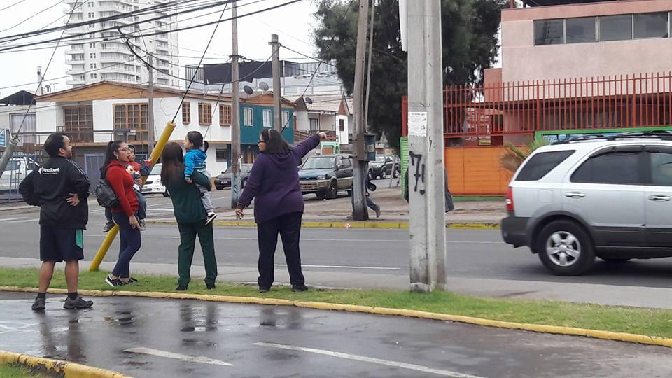 Photo of Impresentable: Niños salieron del jardín y cruzaron una avenida sin que educadoras se dieran cuenta