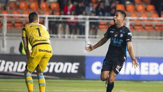 Photo of Dragones derrotan a Gremio y quedan segundos en el grupo 8 de la Libertadores