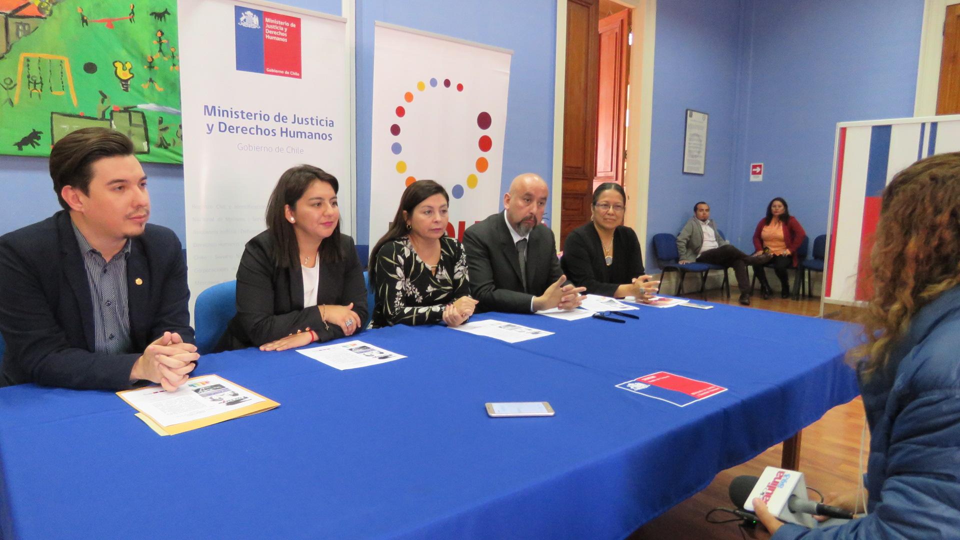 Photo of Violencia de género y DDHH serán tratados en seminario que organiza Servicio Médico Legal