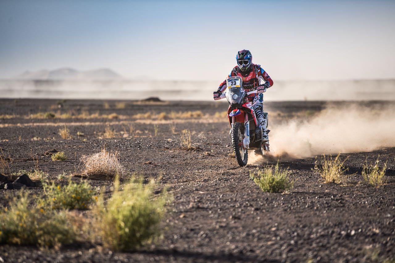 Photo of Ignacio Cornejo logra octavo lugar en la primera etapa del Merzouga Rally
