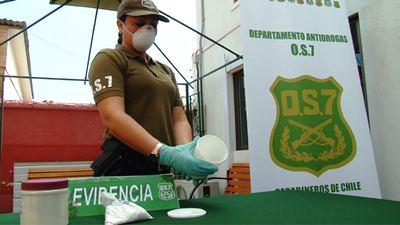 Photo of Arica: Formalizan a líder de agrupación que mantenía peligrosa droga