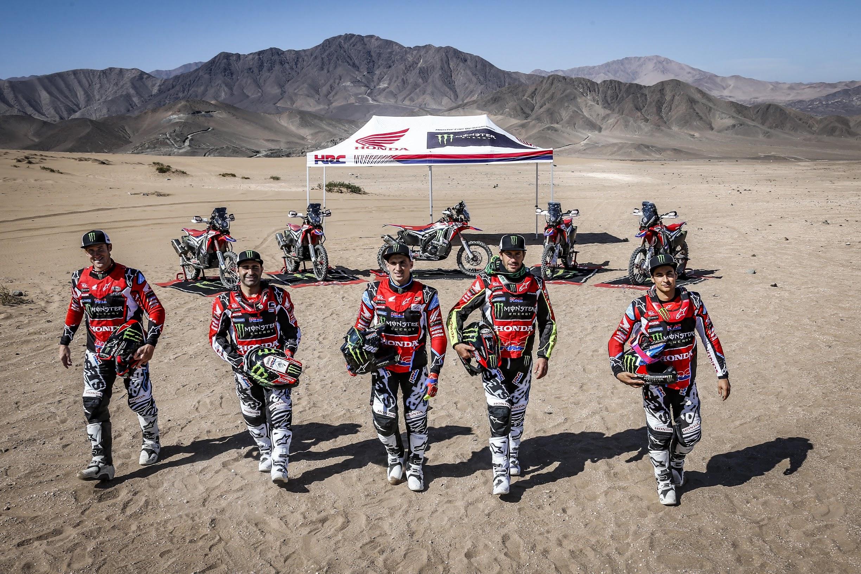 Photo of Nacho Cornejo se prepara para afrontar la primera etapa del Atacama Rally