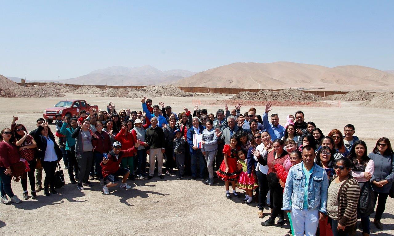 Photo of Reactivan construcción de primeras 469 viviendas del proyecto La Pampa