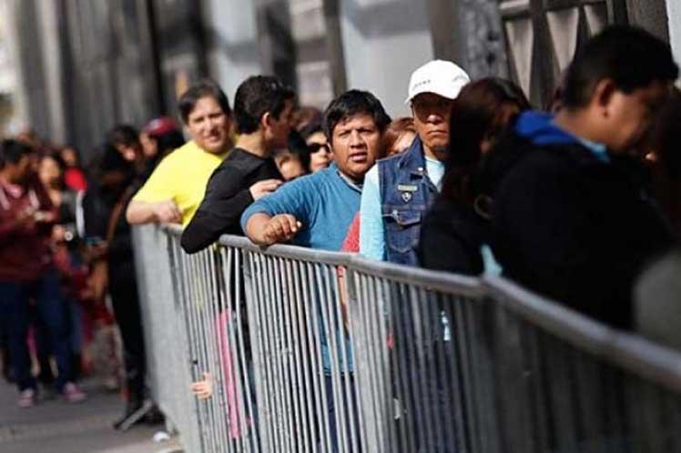 Photo of No tener rut en cuarentena: el duro momento que viven los migrantes