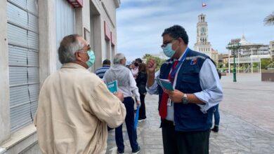 Photo of Entregan recomendaciones sanitarias para votar este domingo