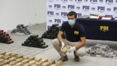 Photo of Incautan cargamento de más de 540 kilos de droga